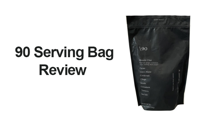 90 serving bag review